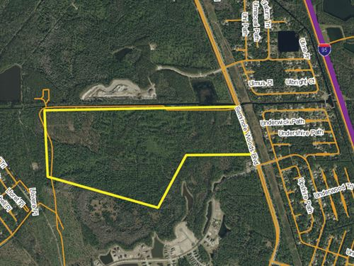 Commercial & Residential Land : Palm Coast : Flagler County : Florida