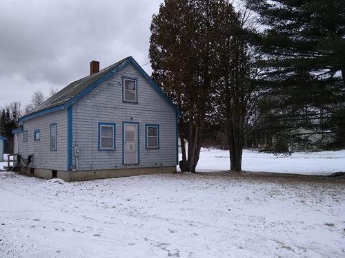 Home & Commercial Building Maine : East Machias : Washington County : Maine