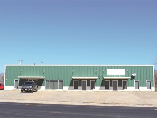 Commercial Office Suites : Tatum : Rusk County : Texas