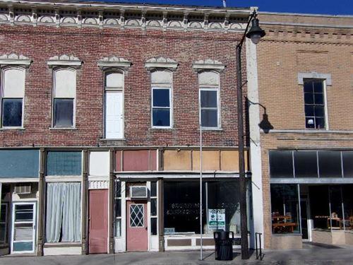Commercial Building Square : Unionville : Putnam County : Missouri