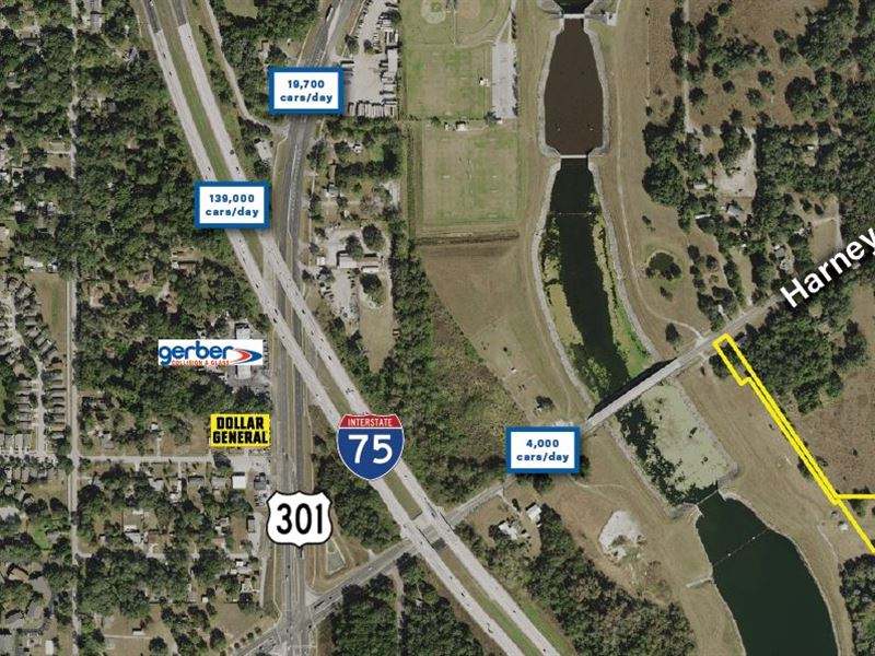 Harney Rd, Commercial, Swfwmd : Thonotosassa : Hillsborough County : Florida