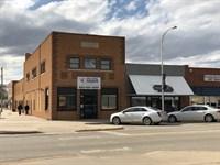 Ulysses Commercial Corner : Ulysses : Grant County : Kansas