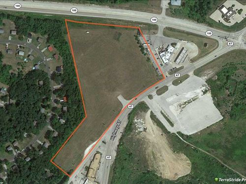 Commercial Acreage in Villa Ridge : Villa Ridge : Franklin County : Missouri