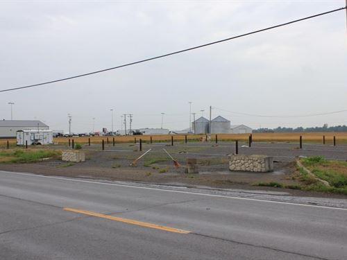 Commercial Development Land I-57 : Charleston : Mississippi County : Missouri