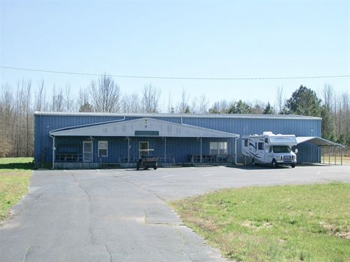 Commercial Building in West TN : Middleton : Hardeman County : Tennessee