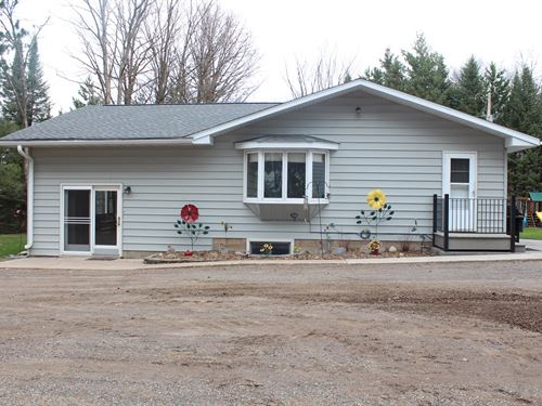 Commercial Building 3+Br Home : Isle : Mille Lacs County : Minnesota
