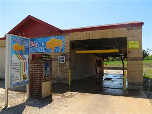 Buffalo Bay Car Wash in Hugo, Choc : Hugo : Choctaw County : Oklahoma
