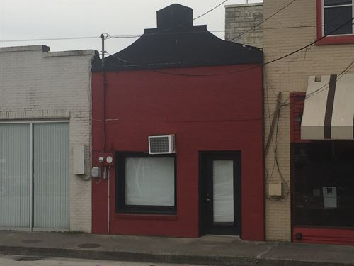 Commercial Building-Business : Liberty : Casey County : Kentucky
