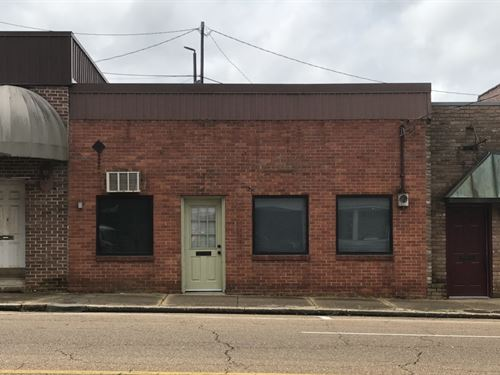 117 N Broadway : McComb : Pike County : Mississippi