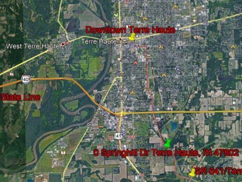 Terre Haute Commercial Development : Terre Haute : Vigo County : Indiana