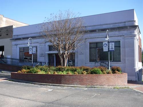Commercial Downtown Property : Pocahontas : Randolph County : Arkansas