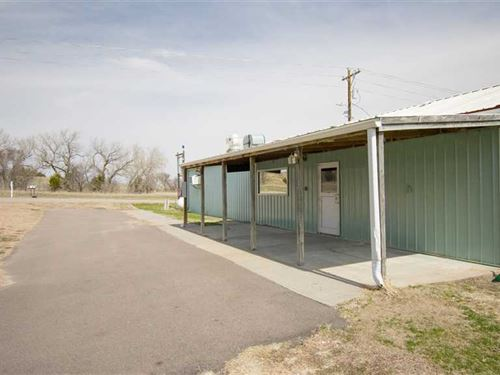 Johnson Lake Commercial / Resident : Johnson Lake : Gosper County : Nebraska