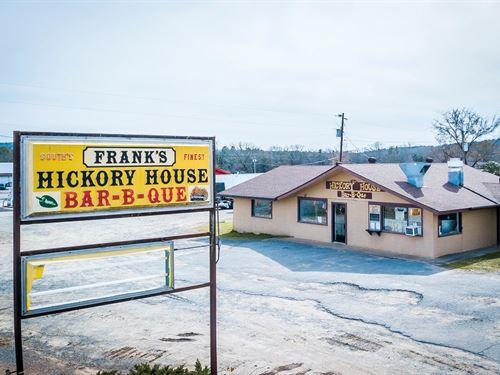 Successful Business In Clinton AR : Clinton : Van Buren County : Arkansas