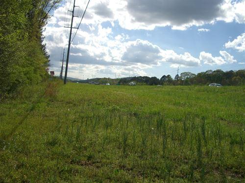 77 Acres Prime Commercial Property : Scottsboro : Jackson County : Alabama