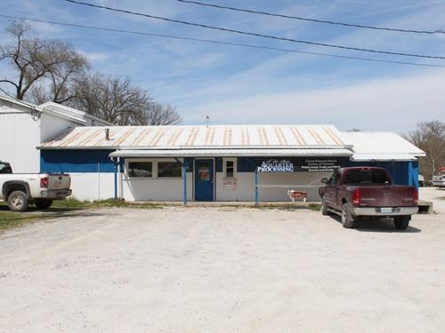 Meat Processing Facility & Business : Perry : Ralls County : Missouri
