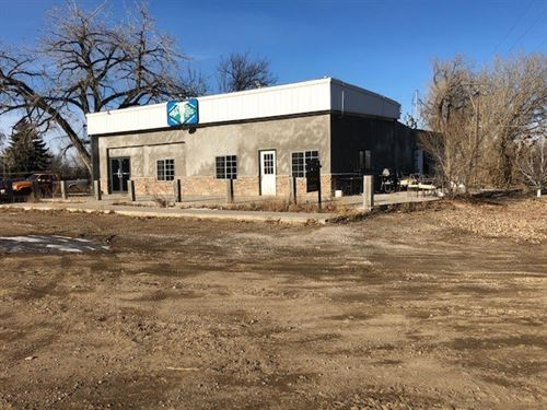 Restaurant Commercial Building : Malta : Phillips County : Montana