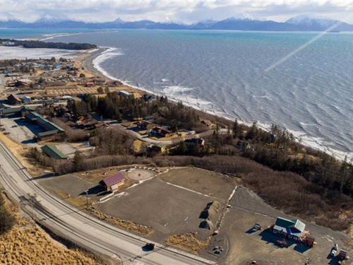 Commercial Turn-Key Business Highw : Homer : Kenai Peninsula Borough : Alaska