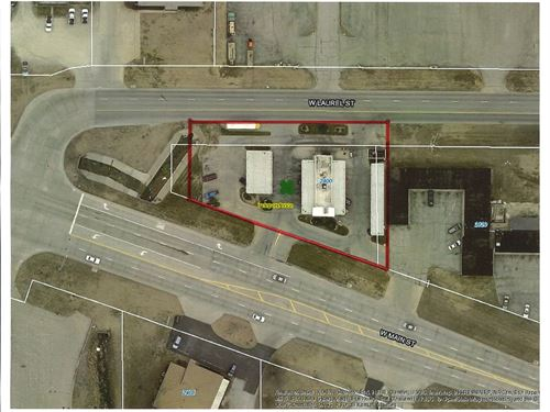 Commercial Building/Restaurant : Independence : Montgomery County : Kansas
