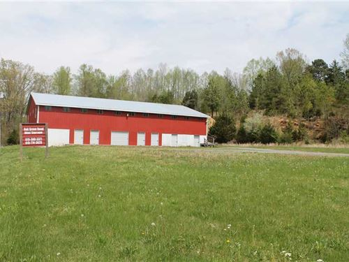 Great Commercial Investment Proper : Red Boiling Springs : Macon County : Tennessee