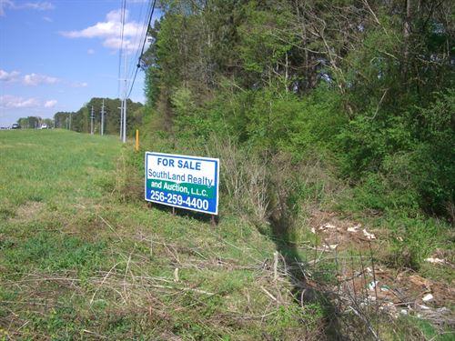 2.8Ac On Highway 72 Scottsboro Al : Scottsboro : Jackson County : Alabama