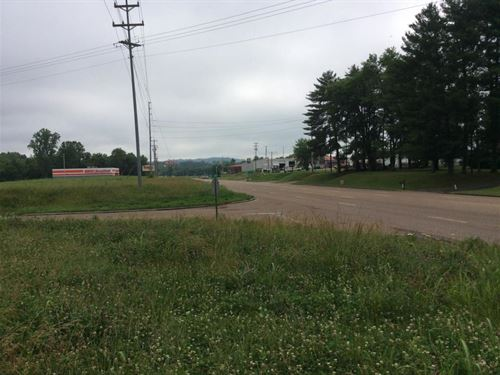 Commercial Corner Lot : Pikevelle : Bledsoe County : Tennessee
