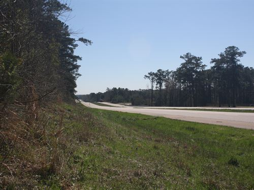 Commercial Land : Star : Rankin County : Mississippi