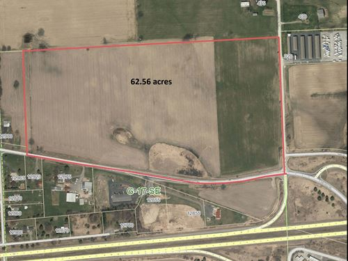 Land Master Planned For Commercial : Dexter : Washtenaw County : Michigan