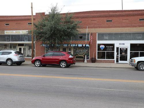Bar in Historic Building : Willcox : Cochise County : Arizona