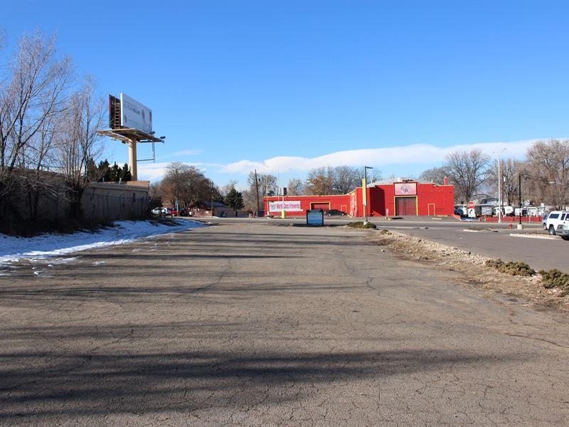 Retail Development Opportunity : Denver : Denver County : Colorado
