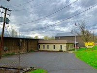 Industrial Mfg Real Estate For Sale : Orangeville : Columbia County : Pennsylvania