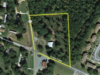 Highway 121 Commercial Lot : Newberry : Newberry County : South Carolina