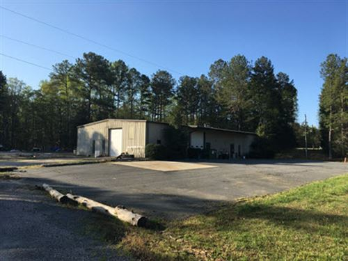 Office & Shop Building Near I-77 : Rock Hill : York County : South Carolina