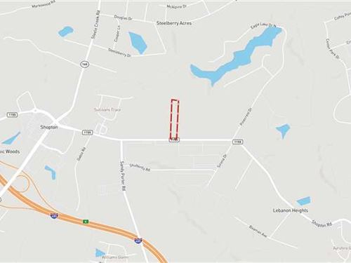 5.04 Acres in Charlotte, Meckle : Charlotte : Mecklenburg County : North Carolina