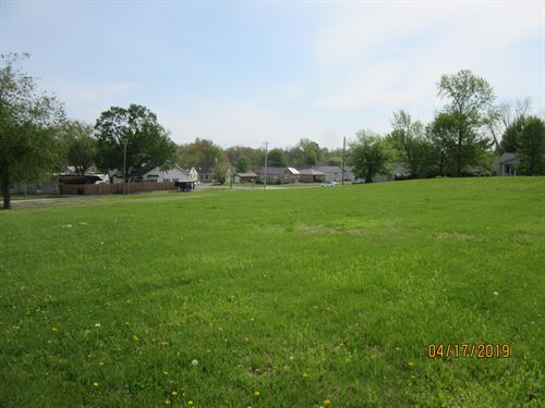 Commercial Zoned Property : Metropolis : Massac County : Illinois