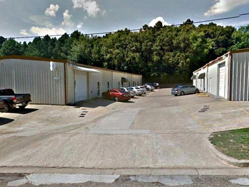 Warehouse Lease Tyler Off Hwy 155 : Tyler : Smith County : Texas