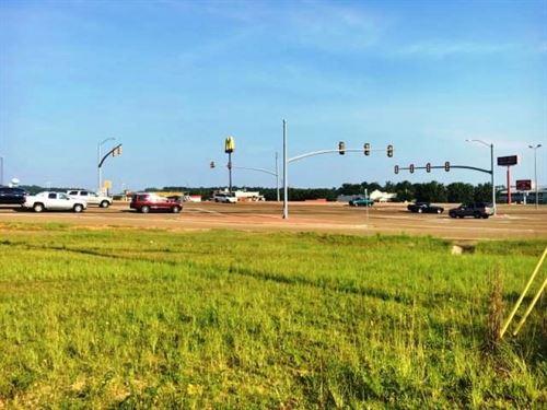 Commercial Land For Sale East Centr : Philadelphia : Neshoba County : Mississippi