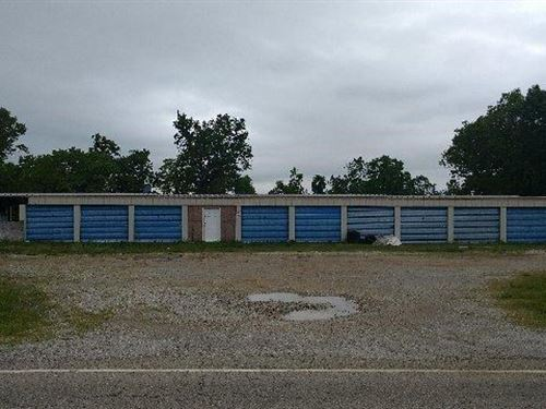 Storage Units Our Missouri Ozarks : Caulfield : Ozark County : Missouri