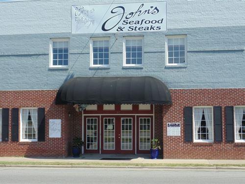 Restaurant Northeastern North : Murfreesboro : Hertford County : North Carolina