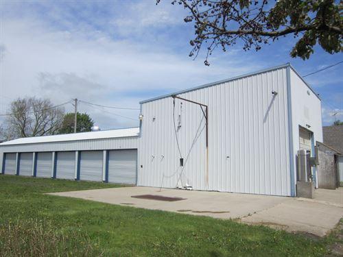 Commercial Property, Blakesburg, IA : Blakesburg : Wapello County : Iowa