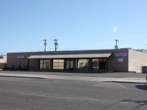 Parker, AZ Retail Commercial : Parker : La Paz County : Arizona