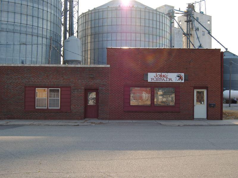 Commercial Bulding in Wheaton, MN : Wheaton : Traverse County : Minnesota