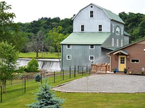 Historic Water Front Mill Property : Wytheville : Wythe County : Virginia