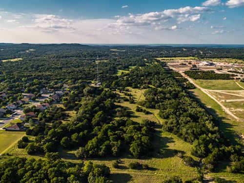 25 Acres Etj Boerne, TX Commercial : Boerne : Kendall County : Texas