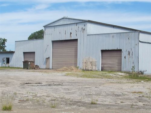 Commercial Property For Sale : Commerce : Ottawa County : Oklahoma