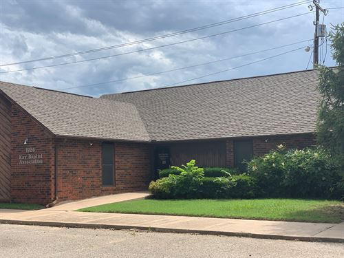 Ponca City Commercial Office Space : Ponca City : Kay County : Oklahoma