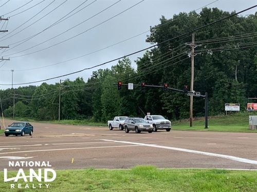 Church Road Retail Parcel : Southhaven : Desoto County : Mississippi