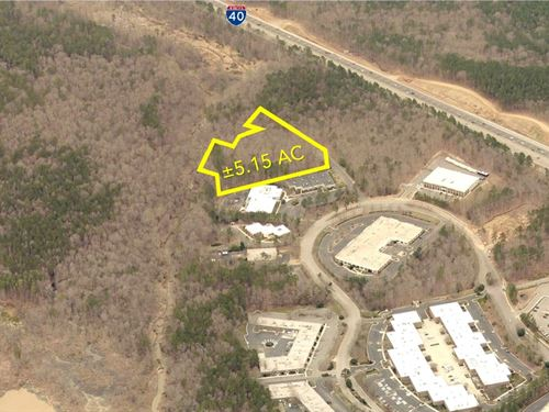 5.15 Acres, Bidding Starts At $1 : Raleigh : Wake County : North Carolina