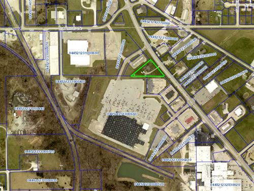 Commercial Zoned Lot Keokuk, IA : Keokuk : Lee County : Iowa