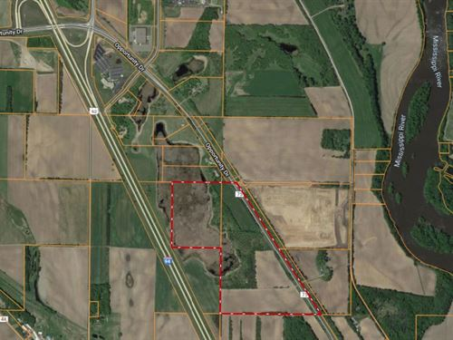 St Cloud MN Development Land : Saint Cloud : Stearns County : Minnesota