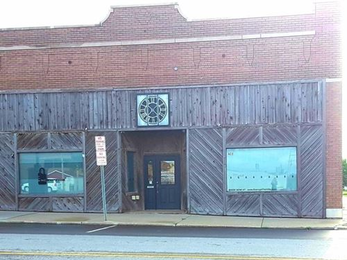 Commercial Building Maryville : Maryville : Nodaway County : Missouri